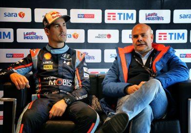 Monza Rally Show, vince Crugnola