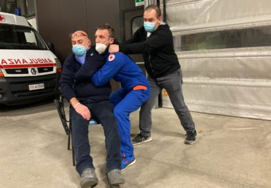 Training per l'ACI Rally Monza