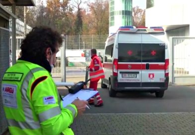Emergenza Covid a Monza, il Medical Center diventa un check-point sanitario