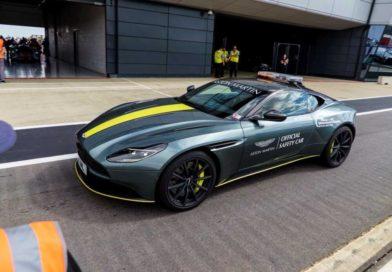 Aston Martin e Mercedes per la nuova Safety Car